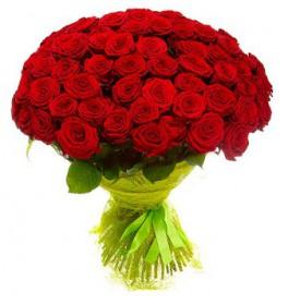 101 роза с доставкой по Сочи