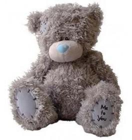 Мишка Тедди без кофточки