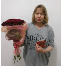 """Букет """"Розы любви"""""""